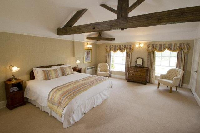 Wychnor Park Country Club dormitorio principal