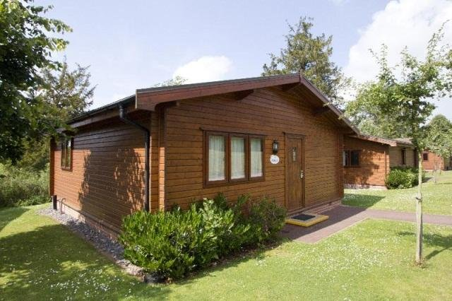 Wychnor Park Country Club Cabina
