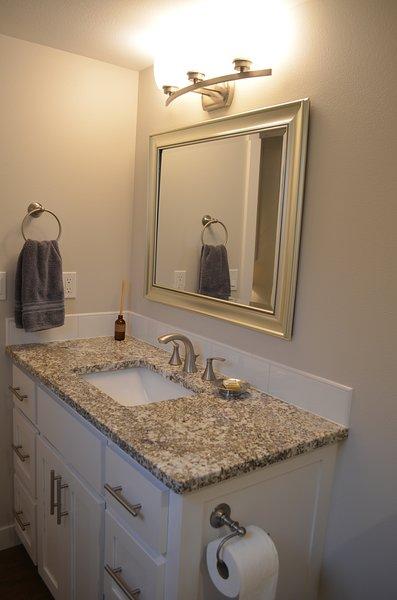 Outra foto casa de banho.