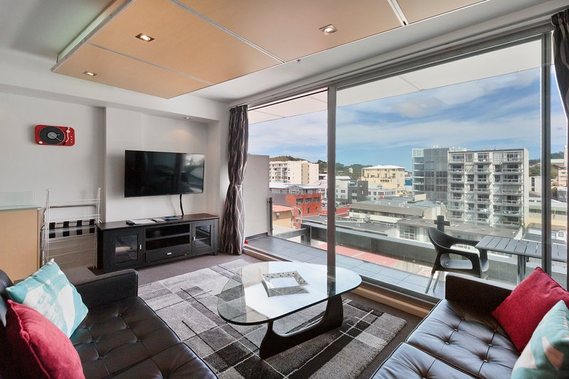 Awesome Central Wellington Apartment, location de vacances à Gisborne Region