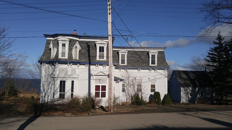 Montague five bedroom house, holiday rental in Digby
