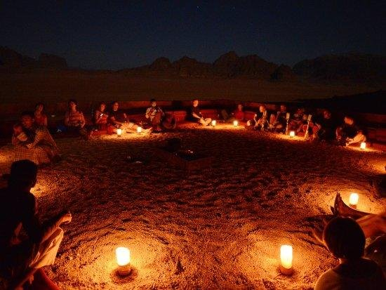 Bedouins Desert Camp, vakantiewoning in Jordanië