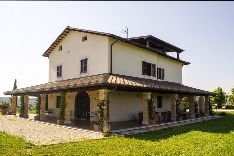 Villa Francesa_Lugnano in Teverina_2