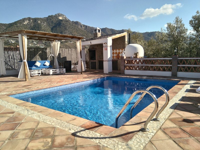 Cortijo mirador, vacation rental in Frigiliana