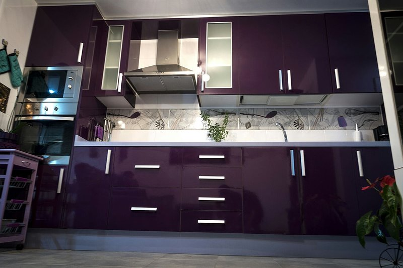 our beautifull kitchen totally equiped