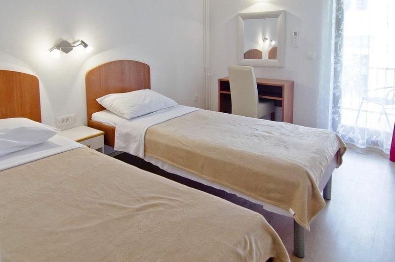 Hotel Ambassador - Twin Room, holiday rental in Medjugorje