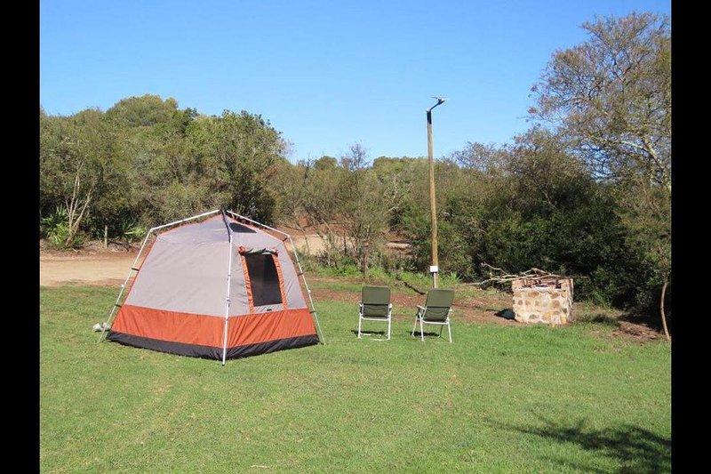 Campsite, alquiler vacacional en Swellendam