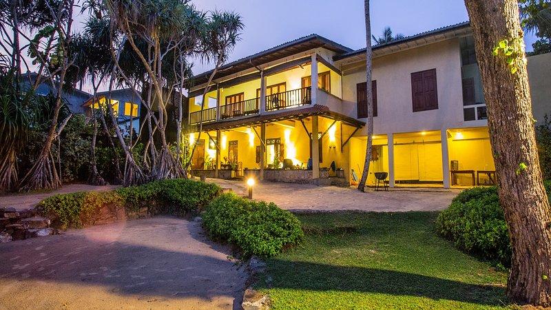 Villa met 4 slaapkamers met een prachtig uitzicht op de oceaan