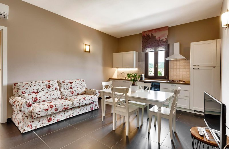 ARUCIMELI RESORT - APPARTAMENTO DELUXE, holiday rental in Giarratana