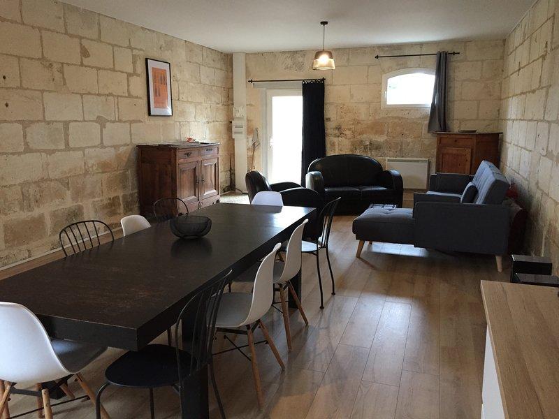 Rive Gauche sala de estar (comedor asientos ERT)