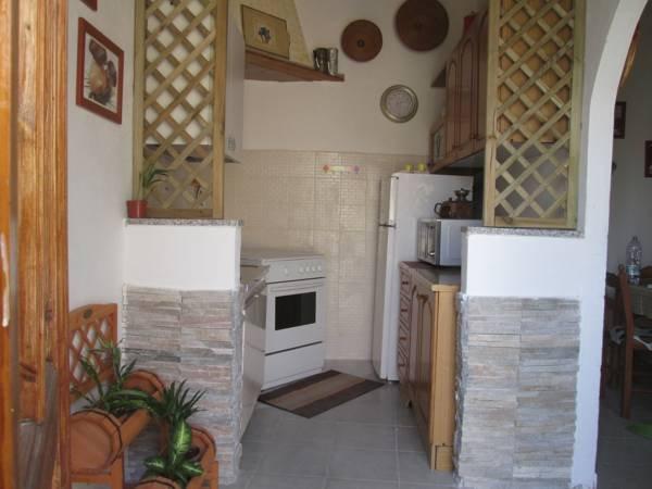 Admission kitchenette