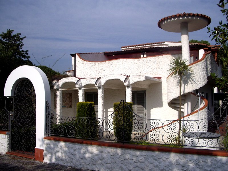 The Diver Villa - Apartment in Villa 250 meters from the beach