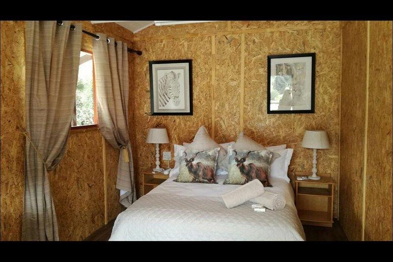 Takbok Busch cabin, holiday rental in Swellendam