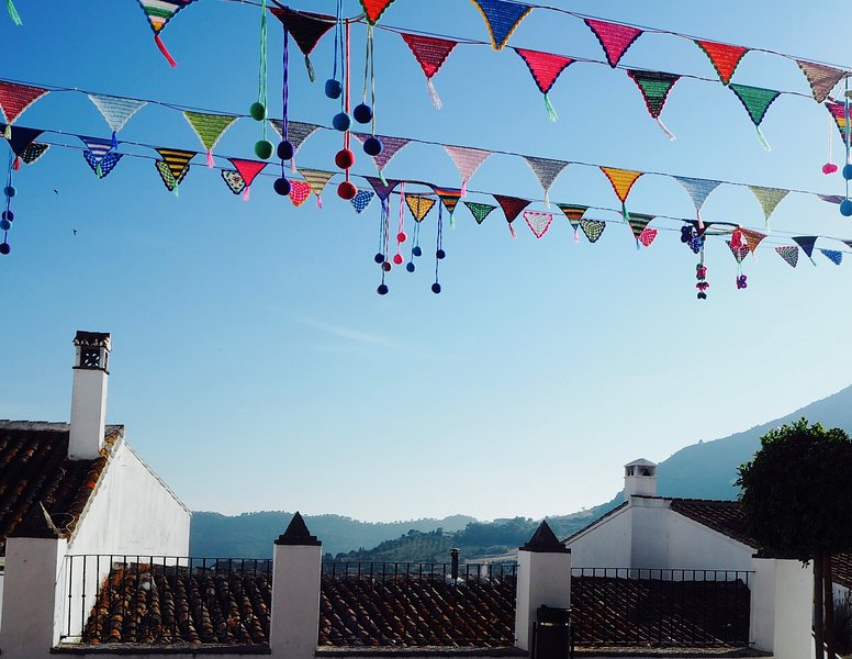Gaucin is a gorgeous Andalusian 'white town'