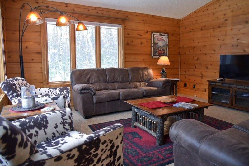 Lakewood North Lodge, holiday rental in Boulder Junction