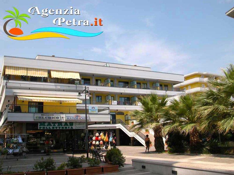 EL CHICO apartament # 18, vakantiewoning in Alba Adriatica