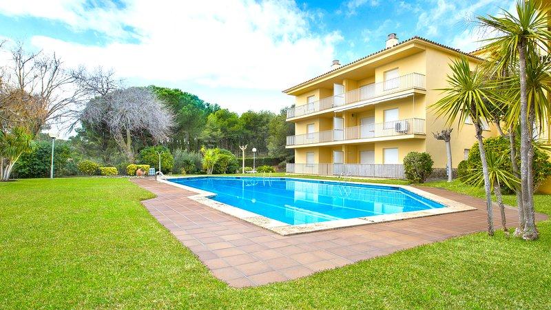1CEN-B10, holiday rental in Llafranc