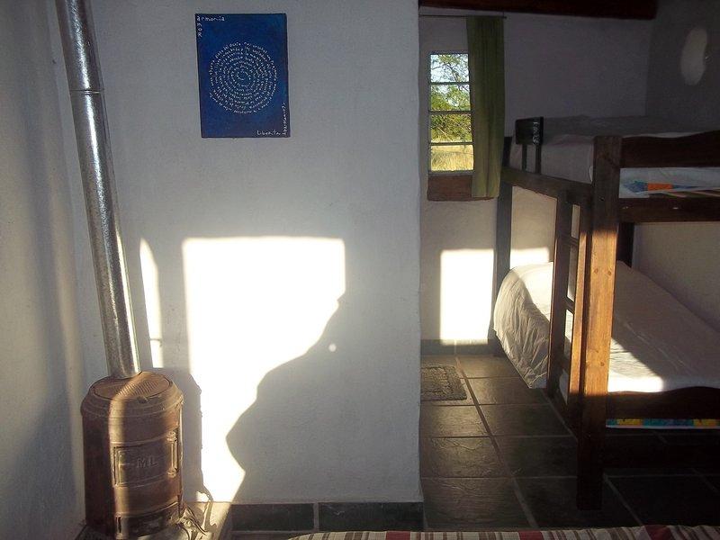 Cabaña El Despertar Ongamira (Luz), location de vacances à Ongamira