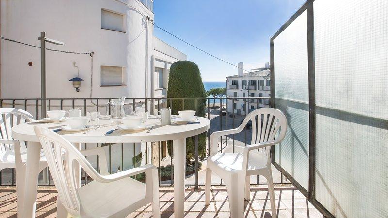 Mar Sol 1, holiday rental in Llafranc