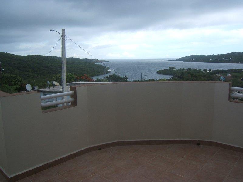 Culebra's view