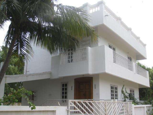 for a quiet peaceful stay in a rural area near national highway.independant stay, Ferienwohnung in Pondicherry