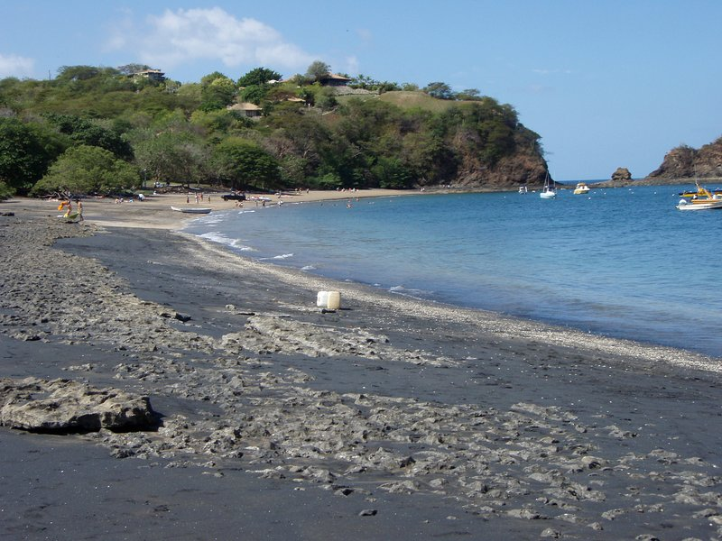 Another view of our local beach. Great for swimming, boating, or snorkeling