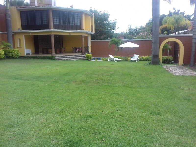 Jardin Terraza Ivanely Cuernavaca México Actualizado