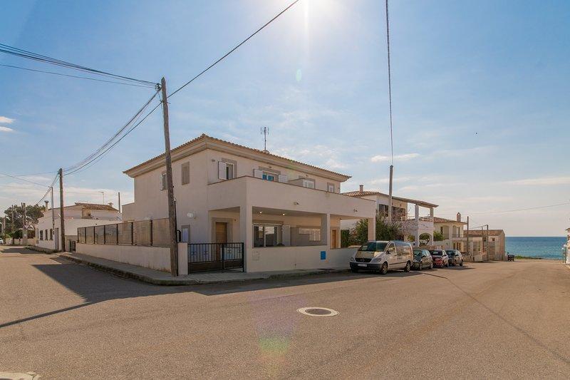 Anfos de Mar, House 5StarsHome Mallorca, location de vacances à Sa Rapita