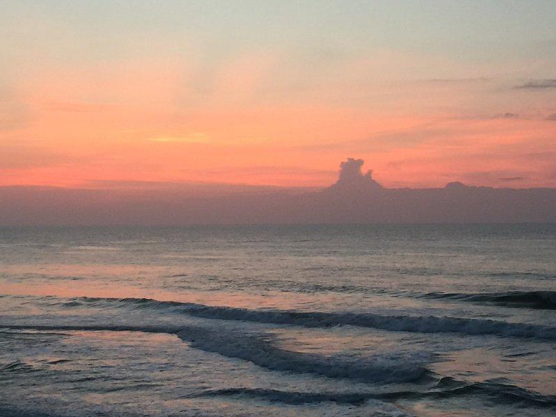 Disfrutar de hermosas puestas de sol.