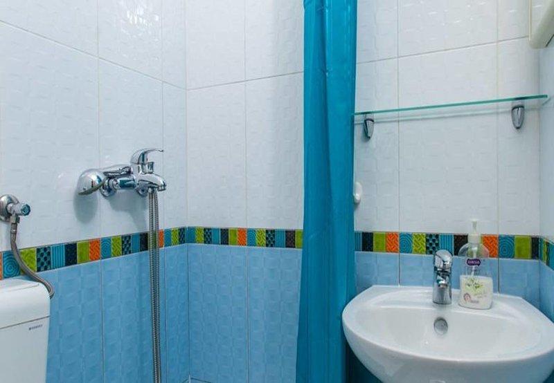 A1 (4 + 2): Bad mit WC