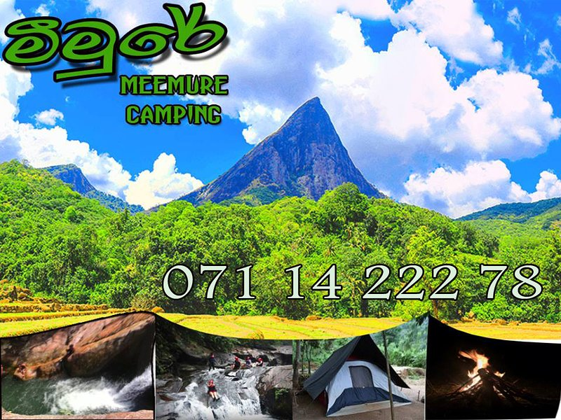 Meemure Camping site / Tented Camp #7, holiday rental in Illukkumbura