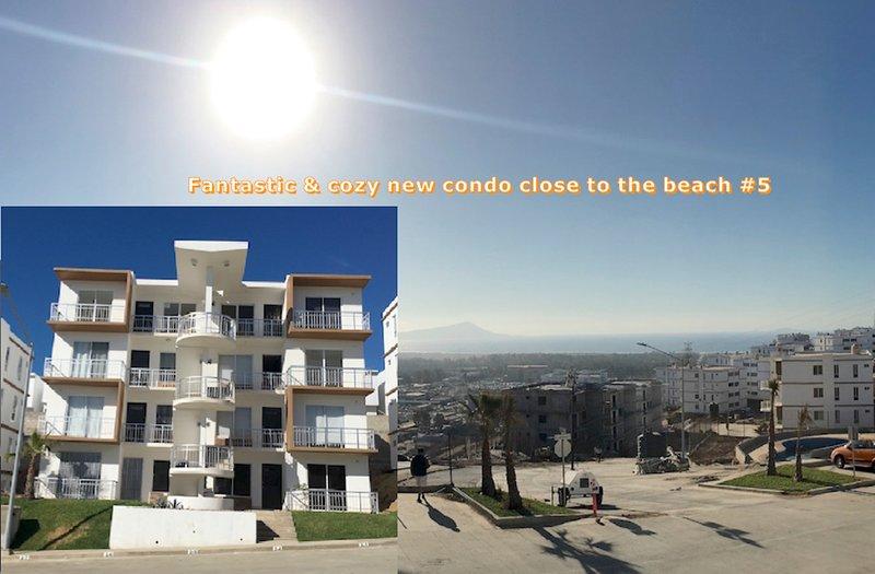 Fantastic & cozy #5: condo close to the beach, alquiler de vacaciones en Lengüeta Arenosa
