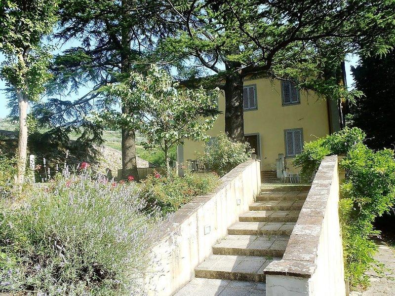 Villa Ilaria, holiday rental in Serravalle Pistoiese