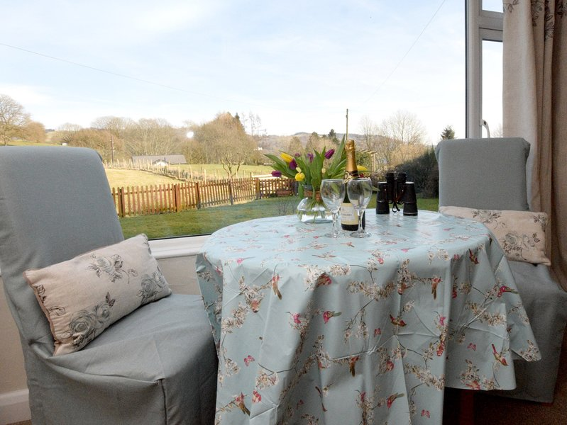 A lovely place to enjoy a glass of wine