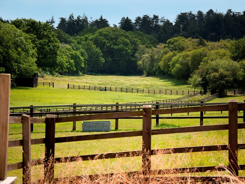 Stunning countryside views