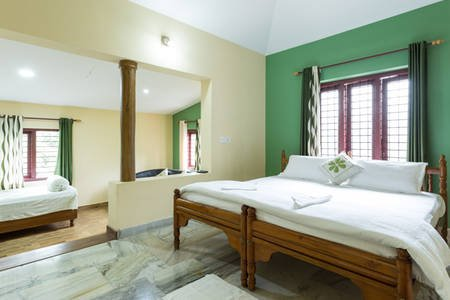 Wayanad stay-The  PePPer  Suite, vakantiewoning in Wayanad District