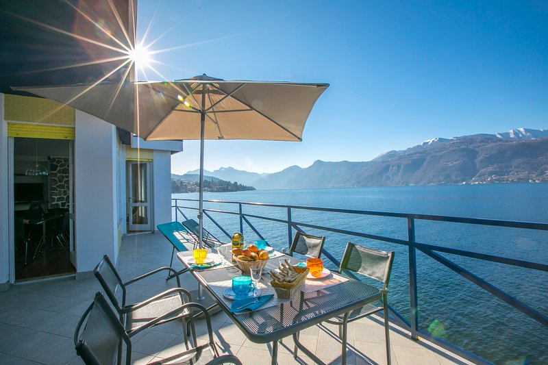 Lierna Villa Sleeps 6 with WiFi - 5841453, vacation rental in Lierna