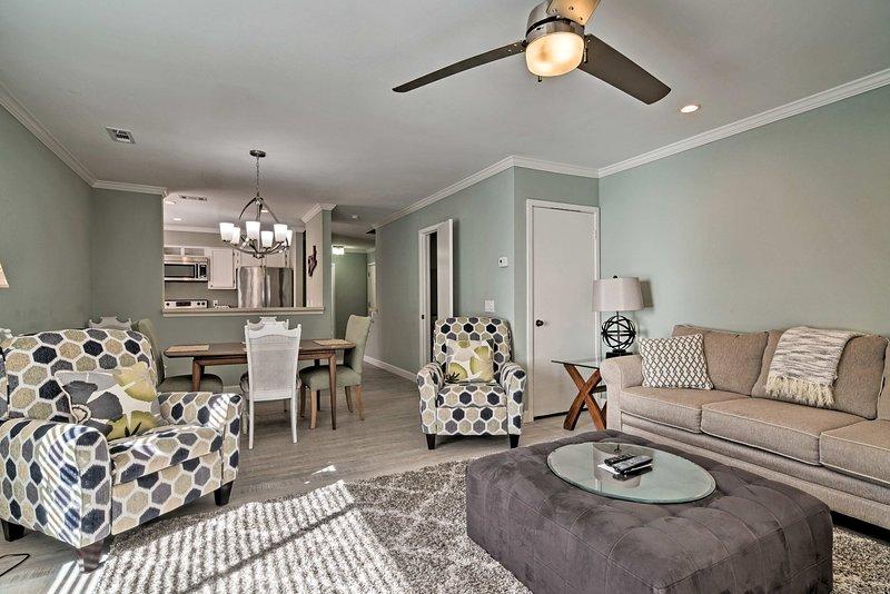 Explore Hilton Head Island from this vacation rental condo!