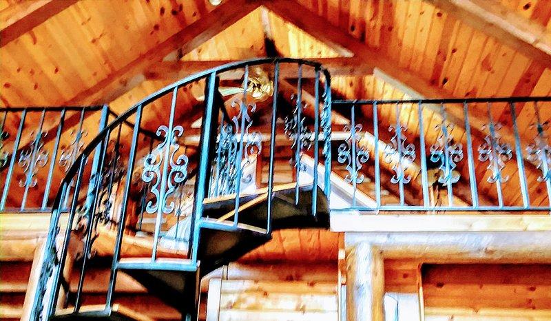 Veados Clã sótão Cabin