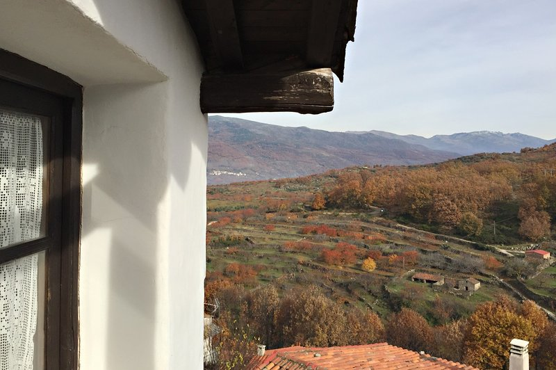 Valle del Jerte, casa El Pasadizo, vacation rental in Cabezuela del Valle