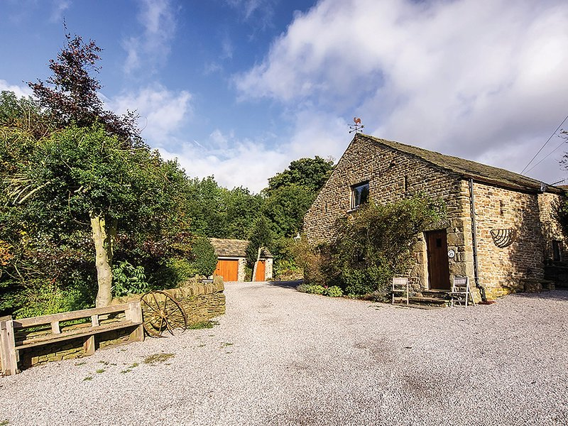 Vista del cottage