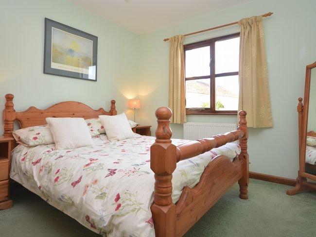 Downstairs double bedroom with en-suite
