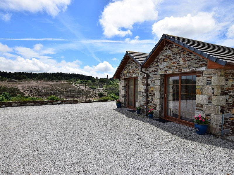 The beautiful detached barn with stunning views of World Heritage Site scenery