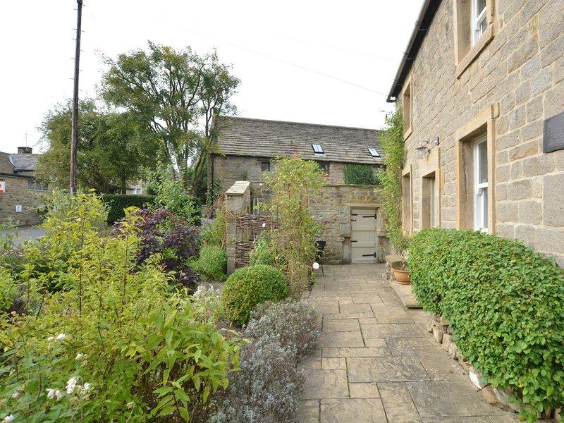 jardin de style cottage