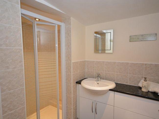 Master bedroom with en-suite shower room