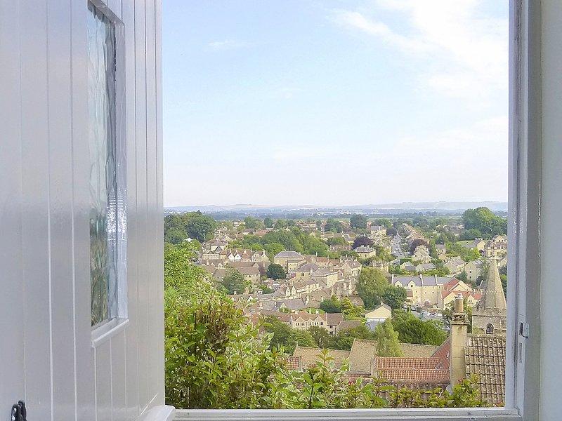 Panoramic views of Bradford on Avon