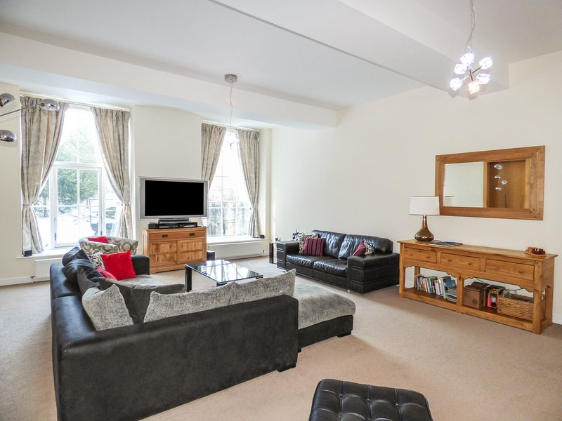 Flat 6 Phoenix Building, Litton, Derbyshire, vacation rental in Litton Mill
