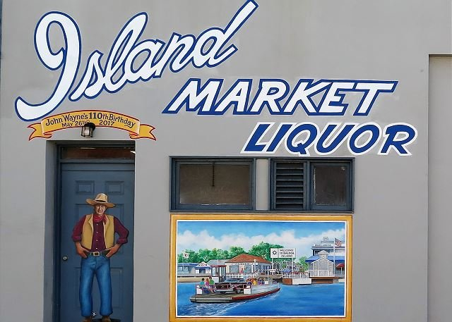 Mercado isla