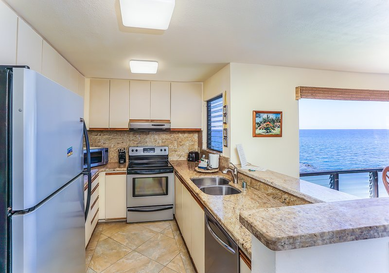 Sea Village #4114 - Fully Equipped Kitchen