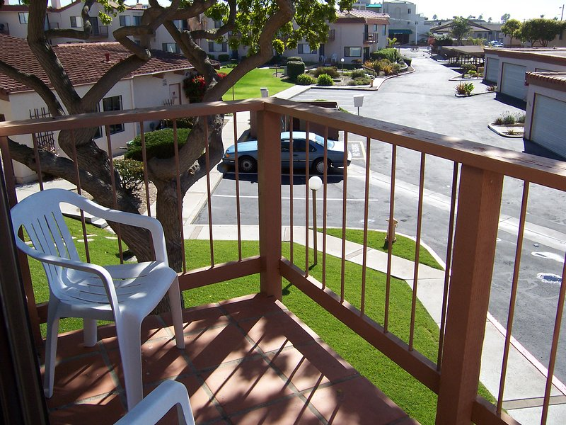 120 balcons Pismo Shores-Upstairs